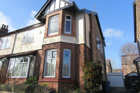 2 bedroom flat to rent - Lindow Road, Old Trafford, Manchester. M16 0DP