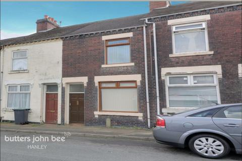 2 bedroom terraced house for sale - Pinnox Street, Tunstall, Stoke-On-Trent ST6 6AD