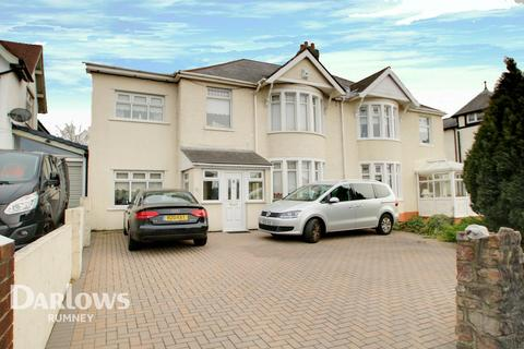 6 bedroom semi-detached house for sale - Newport Road, Cardiff