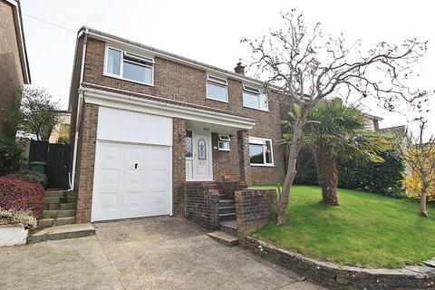 4 bedroom detached house for sale - Despenser Avenue, Llantrisant, Pontyclun, Rhondda, Cynon, Taff. CF72 8QA