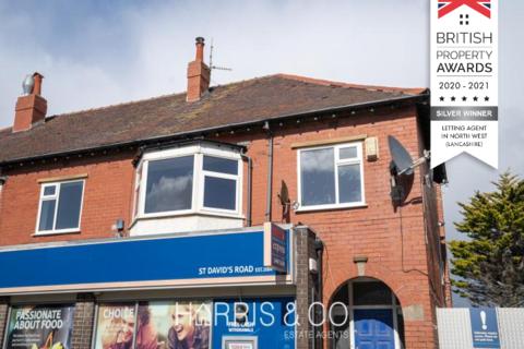 4 bedroom flat to rent - 196/198 St. Davids Road North, Lancashire, FY8