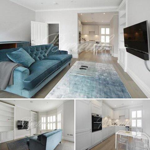 3 bedroom maisonette to rent - Bishops Road, London, SW6