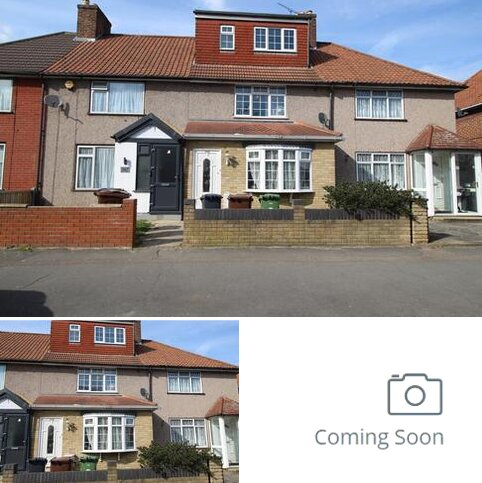 3 bedroom terraced house to rent - Becontree Avenue RM8