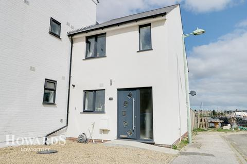 2 bedroom end of terrace house for sale - Lake View Road, Lowestoft