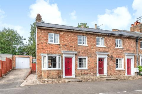 3 bedroom end of terrace house for sale - George Street, Woburn, Bedfordshire, MK17