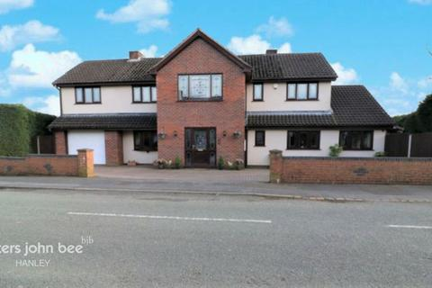 5 bedroom detached house for sale - Spinney Close, Endon, Staffordshire, ST9 9BP