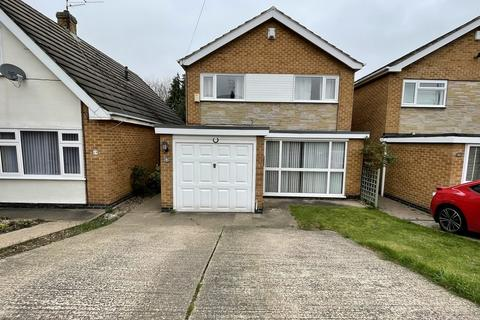 3 bedroom detached house for sale - Wykes Avenue, Gedling, Nottingham