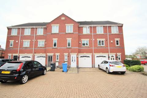 4 bedroom townhouse to rent - * STUDENT ACCOMMODATION - SLACK LANE, DERBY, DE22 3FN *