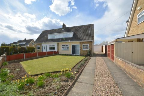 2 bedroom semi-detached bungalow for sale - Russell Road, Goole