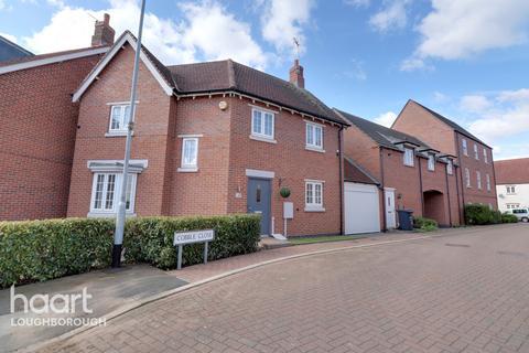 3 bedroom link detached house for sale - Cobble Close, Loughborough