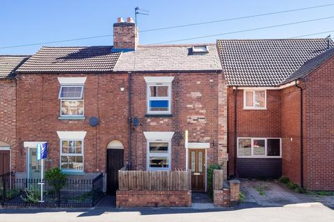 2 bedroom end of terrace house to rent - Derby Road, Kegworth