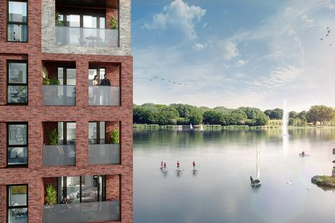3 bedroom flat for sale - Plot Southmere-oms-3bed-Apr at Southmere OMS, Harrow Manorway and Yarnton Way, Thamesemead, Bexley SE2