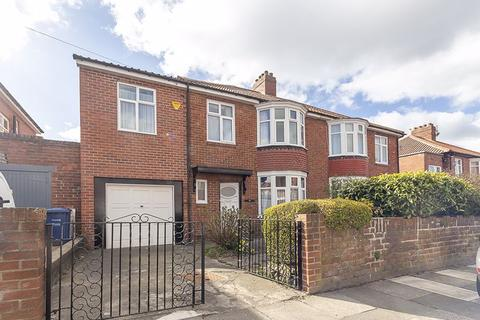5 bedroom semi-detached house to rent - Lindale Road, Fenham, Newcastle Upon Tyne