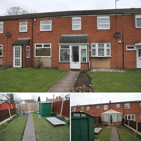 3 bedroom terraced house for sale - Great Hampton Street, Wolverhampton