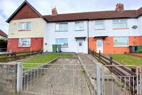 3 bedroom terraced house for sale - Redhouse Crescent, Ely, Cardiff CF5 4FB
