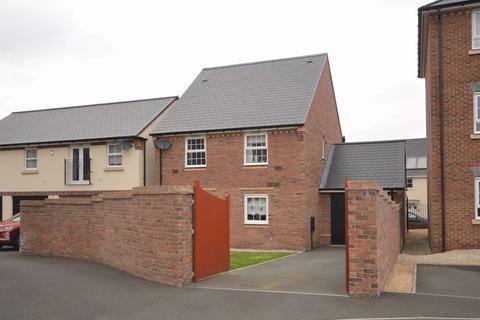 4 bedroom detached house for sale - Coopers Way, Llanfoist, Abergavenny