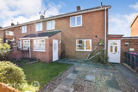 3 bedroom semi-detached house for sale - Meadow Close, Dalton