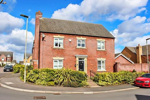 4 bedroom detached house for sale - Charles Hayward Drive, NEAR SEDGLEY, WOLVERHAMPTON, WV4 6GB