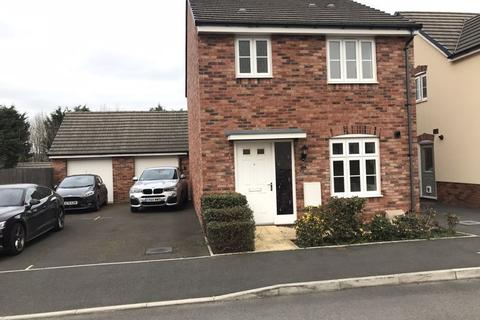 3 bedroom detached house to rent - Clos Ystwyth, Caldicot