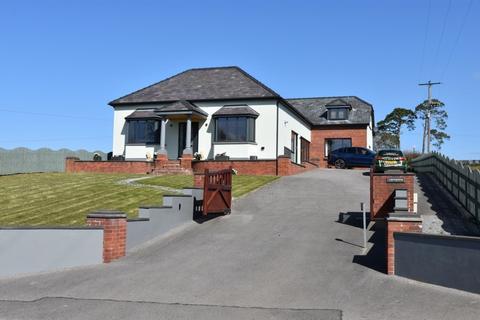 4 bedroom detached house for sale - Gwyn Fryn, Capel Dewi