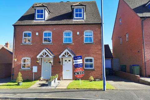 4 bedroom semi-detached house for sale - HARRINGTON CROFT, WEST BROMWICH, WEST MIDLANDS, B71 3RJ