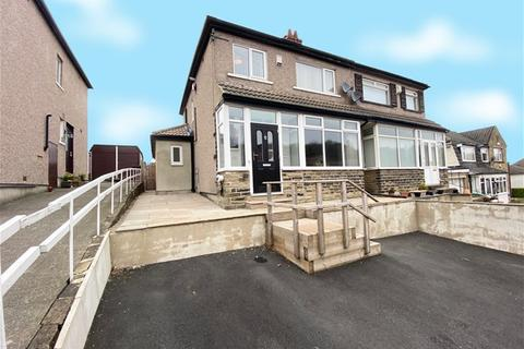 3 bedroom semi-detached house for sale - Nab Wood Drive, Nab Wood, Shipley