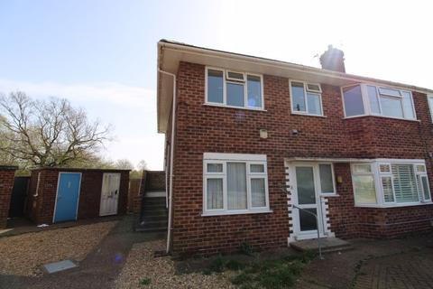 2 bedroom maisonette to rent - Salterford Road, Hucknall, Nottingham, NG15 6GD