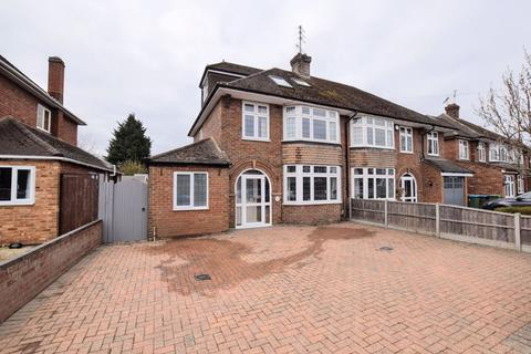 4 bedroom semi-detached house for sale - Broughton Avenue, Aylesbury