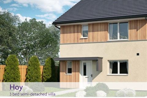 3 bedroom semi-detached house for sale - Plot 37, The Hoy, Little Cairnie, Arbroath DD11 4HA