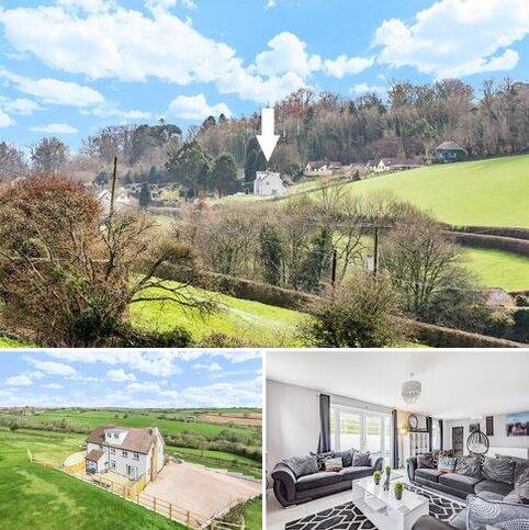 6 bedroom detached house for sale - Calverleigh, Tiverton