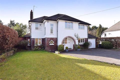 4 bedroom detached house for sale - Macclesfield Road, Prestbury