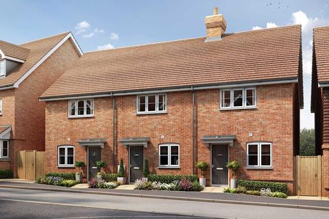 2 bedroom end of terrace house for sale - Plot 109, The Hardwick at The Linden Collection at Kilnwood Vale, Crawley Road, Faygate, Horsham, West Sussex RH12