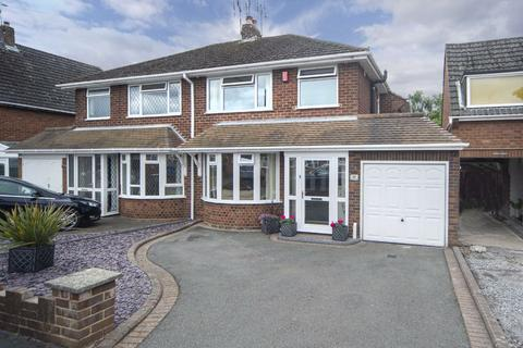 3 bedroom semi-detached house for sale - 22, Kirkstone Crescent, Wombourne, Wolverhampton, South Staffordshire, WV5