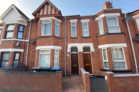4 bedroom terraced house to rent - King Edward Road, Hillfields, Coventry, West Midlands, CV3 5GE