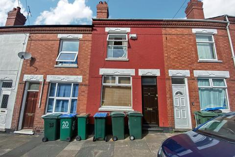 4 bedroom terraced house to rent - Irving Road, Stoke, Coventry, CV1 2AZ