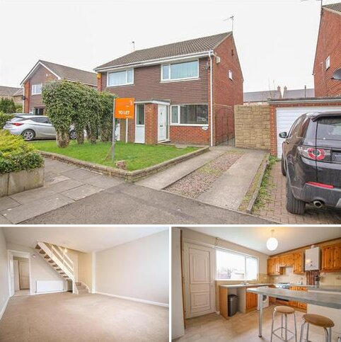 2 bedroom semi-detached house to rent - Huntingdon Close, Newcastle Upon Tyne