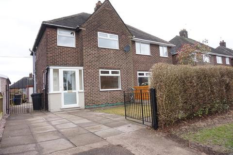 3 bedroom semi-detached house to rent - Denry Crescent, Bradwell, Newcastle