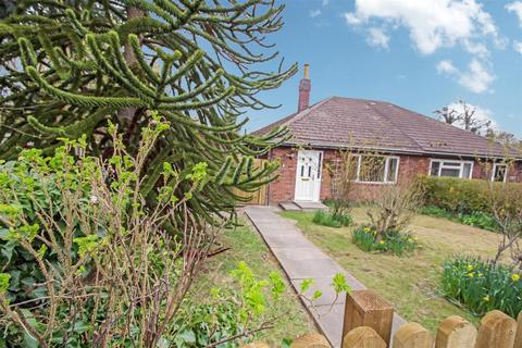 2 bedroom semi-detached bungalow to rent - Back Lane, Birdingbury, Rugby