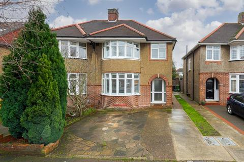 4 bedroom semi-detached house for sale - Meadowview Road, Epsom