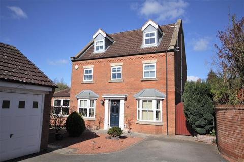 5 bedroom detached house for sale - Kerver Lane, Dunnington, York, YO19
