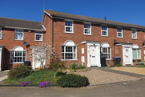 2 bedroom terraced house for sale - Gervase Square, Great Billing, Northampton, NN3