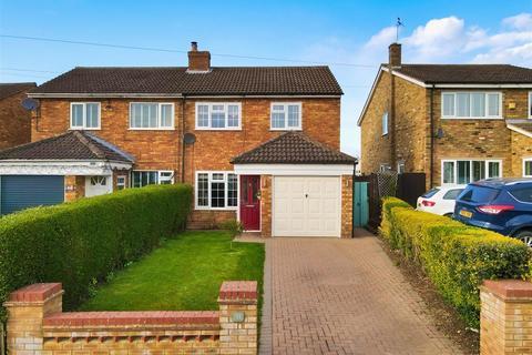 3 bedroom semi-detached house for sale - Station Road, Bow Brickhill, Milton Keynes