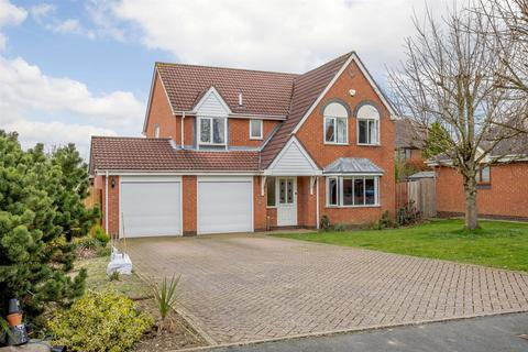 5 bedroom house for sale - Almond Way, Lutterworth, Leicestershire