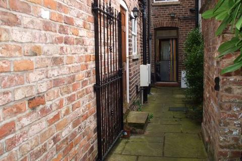1 bedroom terraced house to rent - Charlotte Street, Macclesfield (38a)