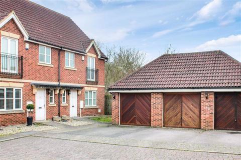 3 bedroom semi-detached house for sale - Darwin Close, Medbourne, Milton Keynes