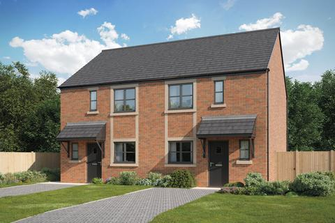 3 bedroom terraced house for sale - Plot 59, The Birch at Callerton Rise, Whorlton Lane, Off Stamfordham Road NE5