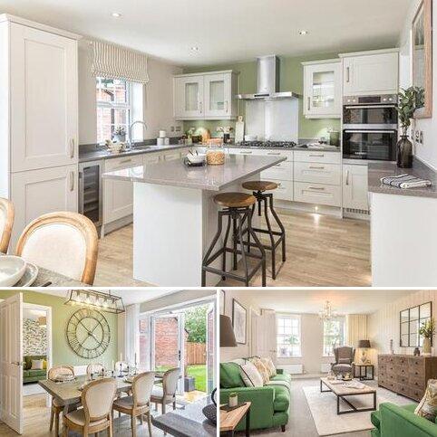 4 bedroom detached house for sale - Plot 29, Chelworth at Rosewood Grange, Harrier Way, Hardwicke, GLOUCESTER GL2