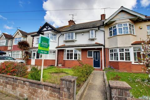 3 bedroom terraced house for sale - Pavilion Road, Worthing, West Sussex, BN14
