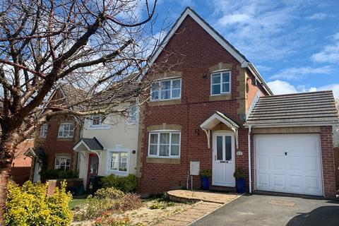 4 bedroom end of terrace house for sale - Pale Gate Close, Honiton
