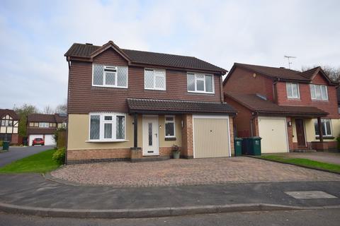 4 bedroom detached house to rent - Bramley Dale, Church Gresley, Derby, DE11